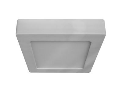 Plafoniera Quadrata Led Soffitto : Plafoniera a led quadrata da soffitto o parete w