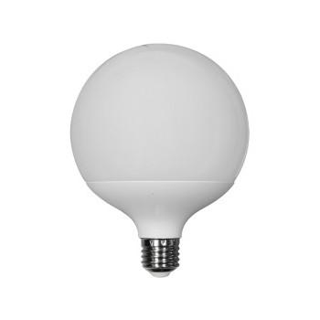 Lampadina a led a globo da 18watt ideale per illuminare corridoi, cucine o camere da letto.