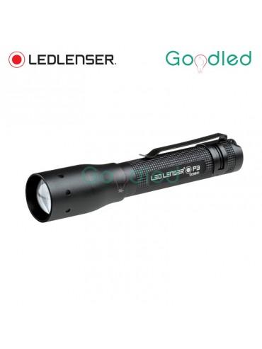 Torcia a led a batteria P3. Ideale per un regalo. Torcia a led tascabile. Perfetta per l'outdoor. Economica.