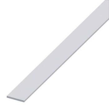 Piattina in alluminio da 1 metro per strisce a led