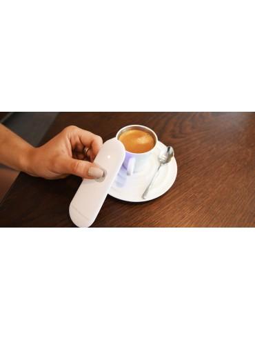 Fenix, lampada portatile a raggi ultra violetti per sterilizzare tutti gli oggetti e tutte le superfici.