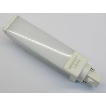LAMPADA G24 SATINATA A LED 8,5W